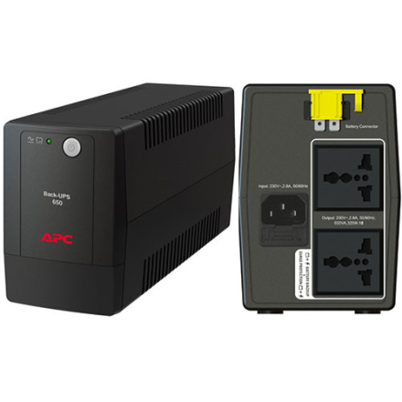 UPS APC BACK - 650VA (BX650LI-MS) 3